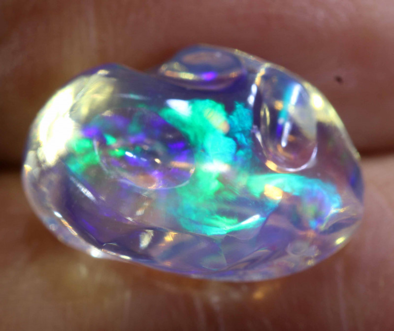 5.60 CTS MEXICAN FIRE OPAL STONE  FOB -2130