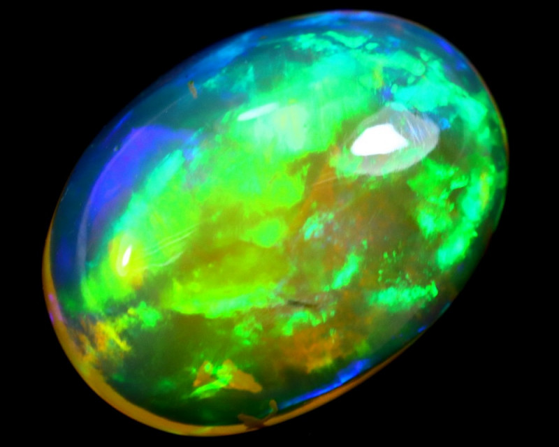 2.36cts Natural Ethiopian Welo Opal / HM241