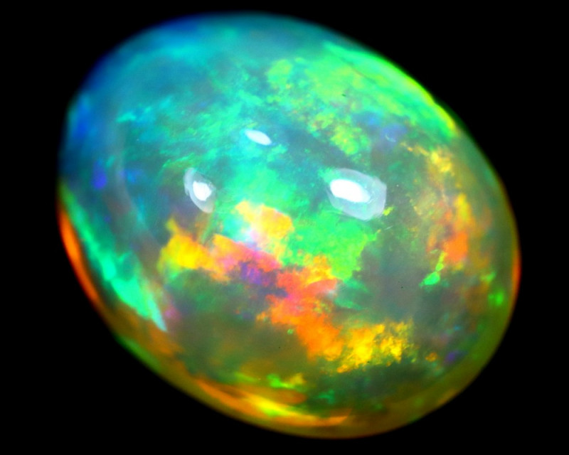 1.74cts Natural Ethiopian Welo Opal / HM247