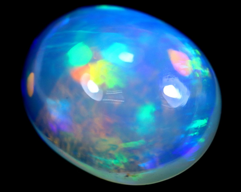2.00cts Natural Ethiopian Welo Opal / HM252