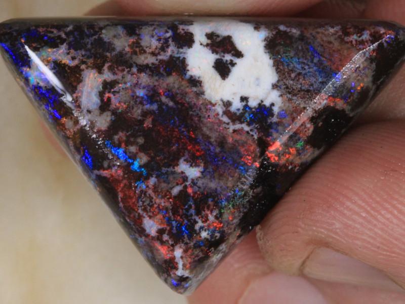 1#  -  Andamooka Matrix Opal Rough [27789]