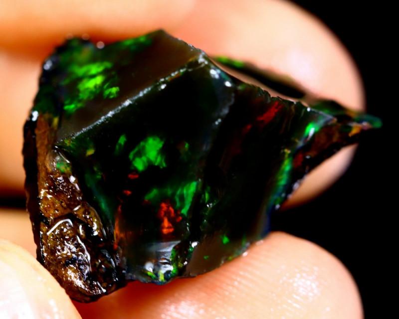 17cts Ethiopian Crystal Rough Specimen Rough / CR1175