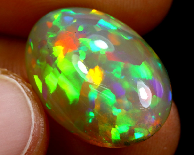 8.96cts Luxury Opal  Ethiopia Opal (SELLER COLLECTION) / BF2154