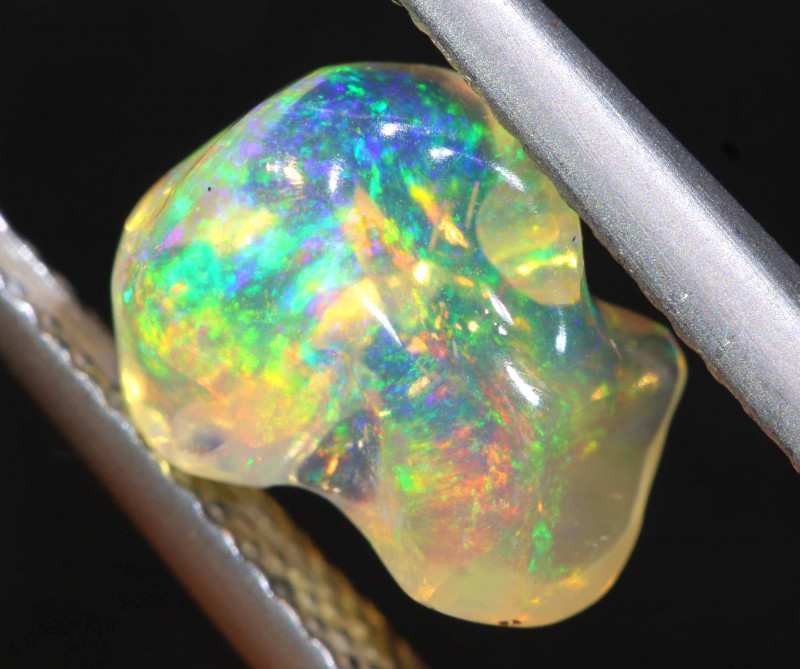 1.75 CTS MEXICAN FIRE OPAL   FOB -2267