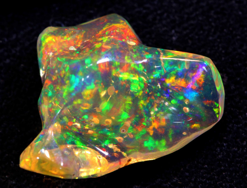 2.65 CTS MEXICAN FIRE OPAL   FOB -2274