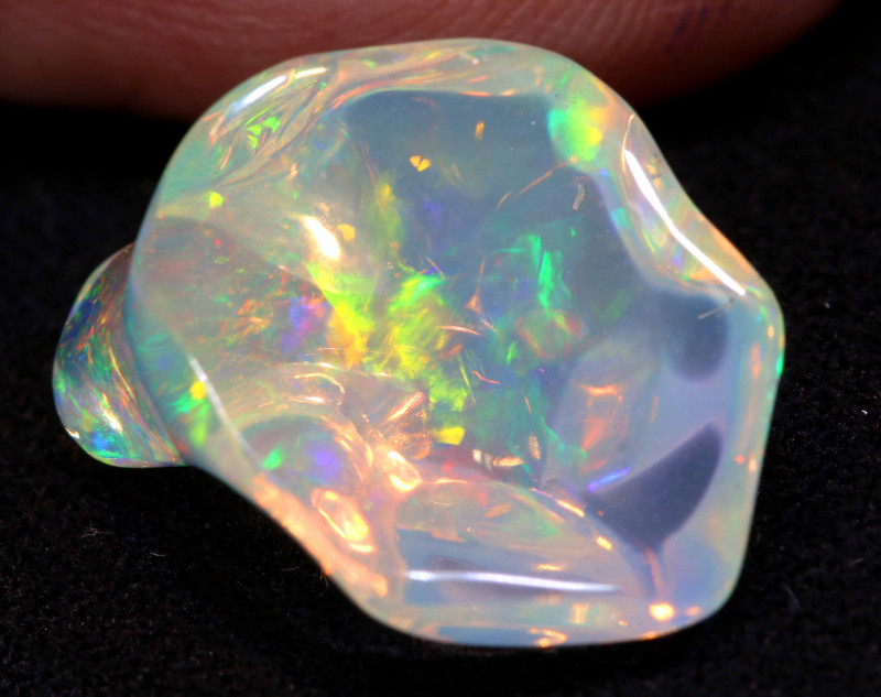 5.65 CTS MEXICAN FIRE OPAL   FOB -2277