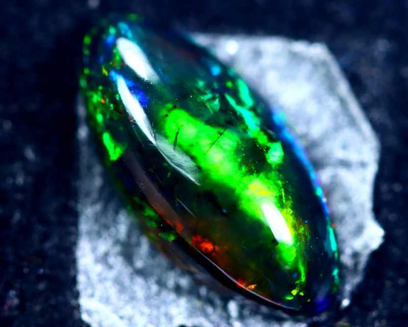 1.92cts Natural Ethiopian Welo Opal / BF2228