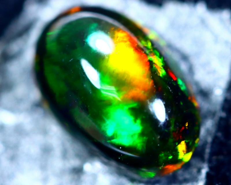 1.53cts Natural Ethiopian Welo Opal / BF2230