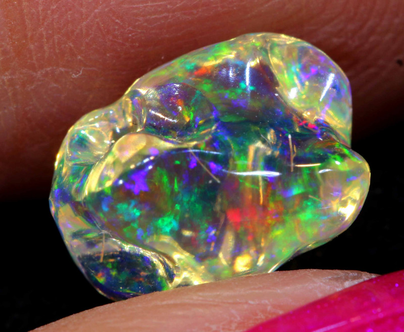 2.40 CTS MEXICAN FIRE OPAL   FOB -2284