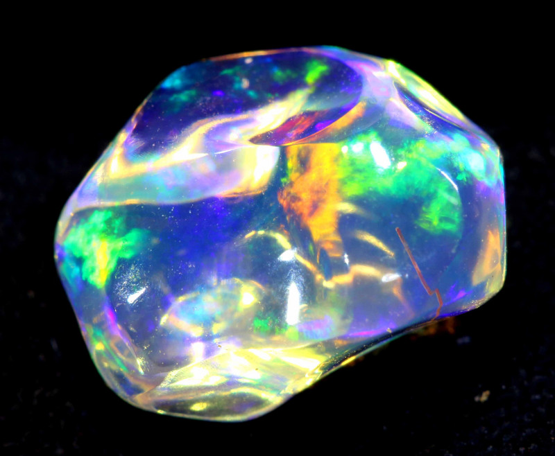 2.75 CTS MEXICAN FIRE OPAL   FOB -2286