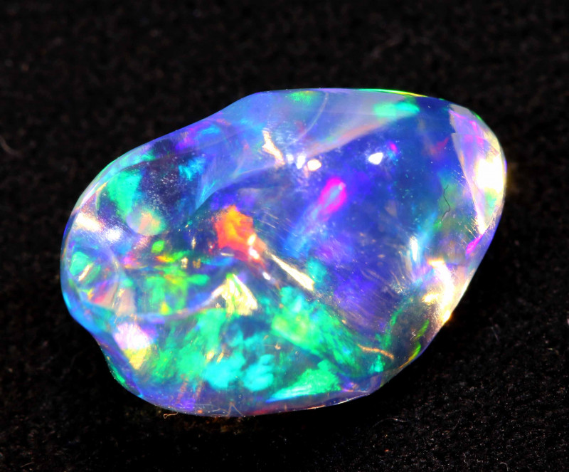 2  CTS MEXICAN FIRE OPAL   FOB -2287