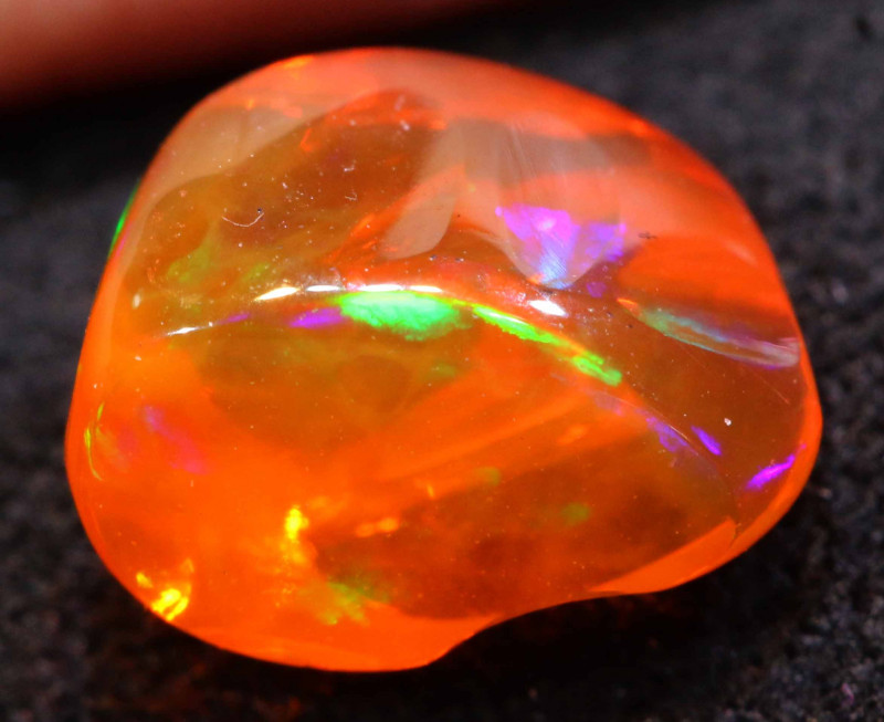 1.45 CTS MEXICAN FIRE OPAL   FOB -2296