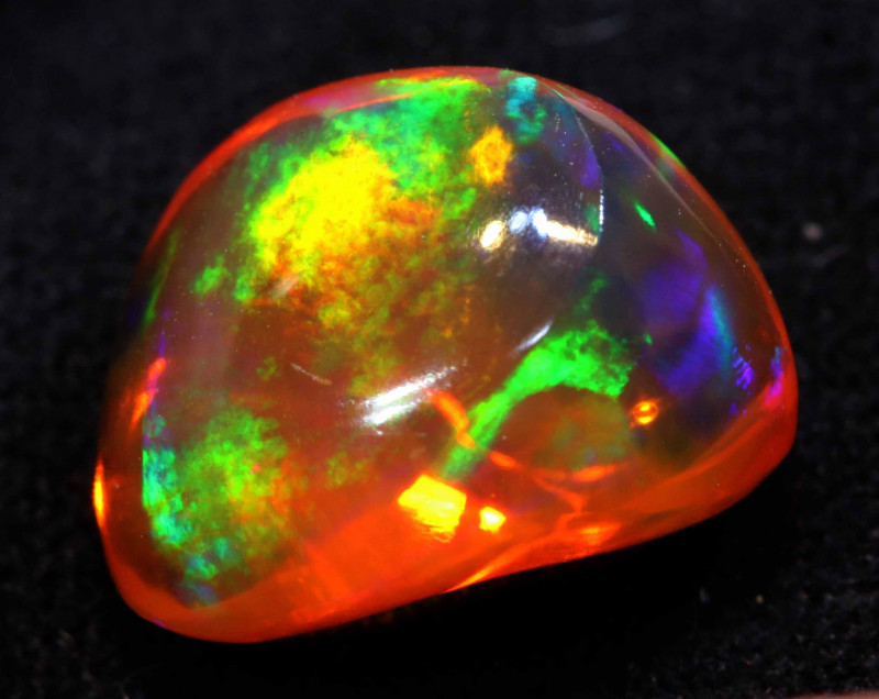 3.15 CTS MEXICAN FIRE OPAL   FOB -2297
