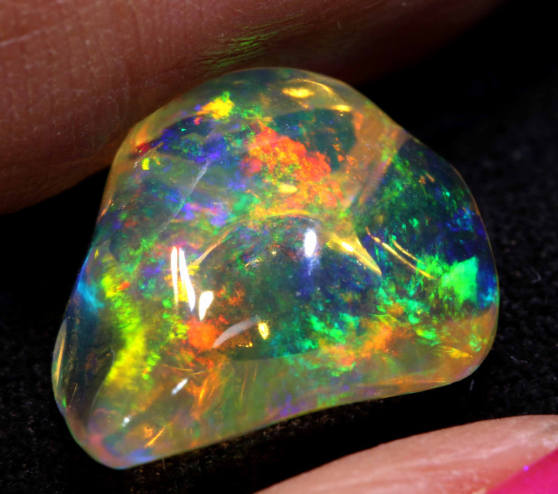 3.25 CTS MEXICAN FIRE OPAL   FOB -2306