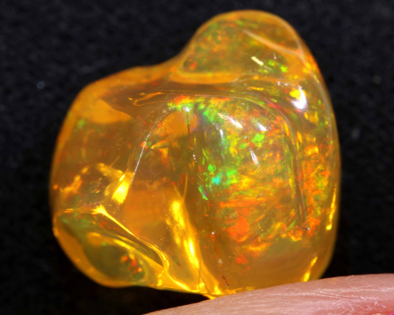 6.30 CTS MEXICAN FIRE OPAL   FOB -2311