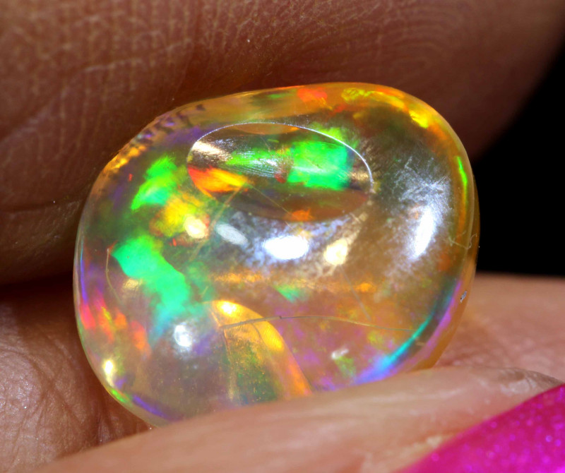 2.75 CTS MEXICAN FIRE OPAL   FOB -2316