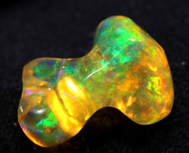 2.60 CTS MEXICAN FIRE OPAL   FOB -2317
