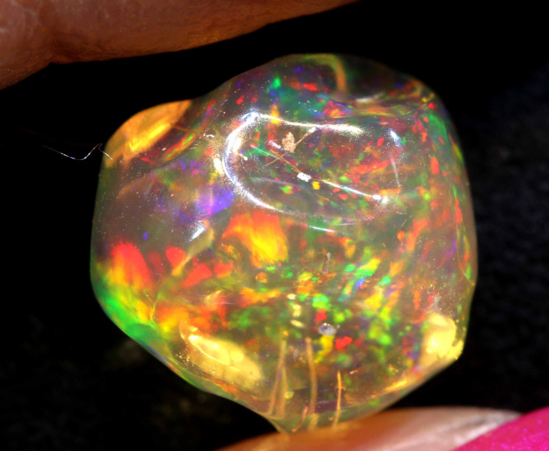 2.95 CTS MEXICAN FIRE OPAL   FOB -2323