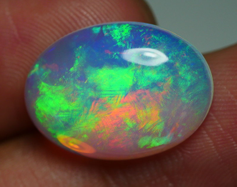 6.170 CRT BEAUTY FLORAL PLAY COLOR WELO OPAL-