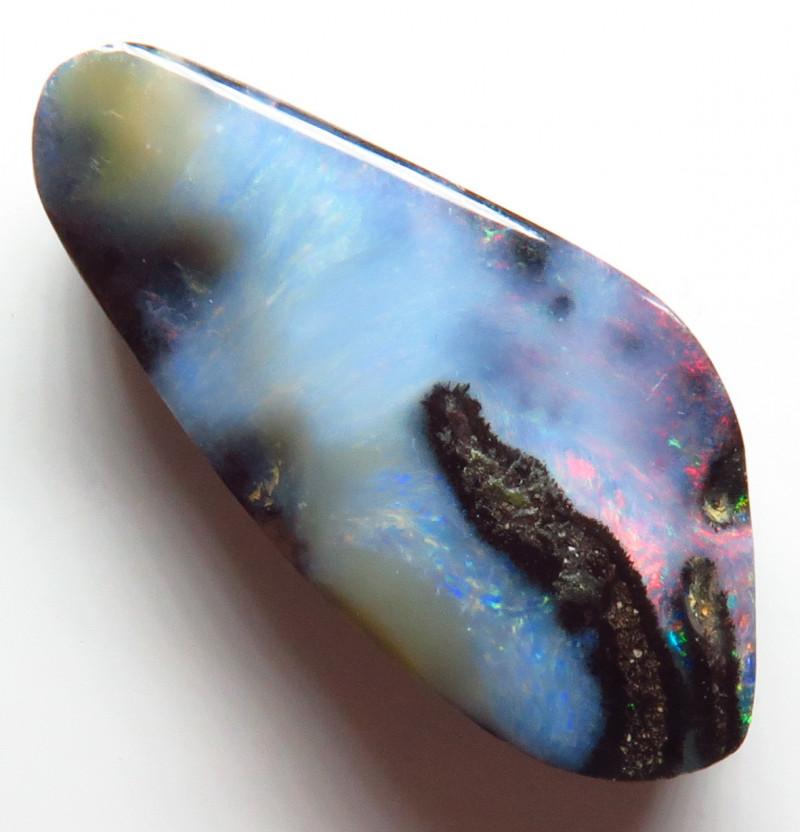10.36ct Queensland Boulder Opal Stone