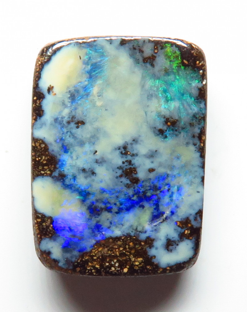 6.79ct Queensland Boulder Opal Stone