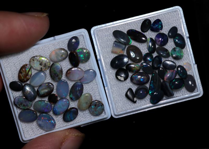 14cts Collectors e parcel Aussie Opals NA 301