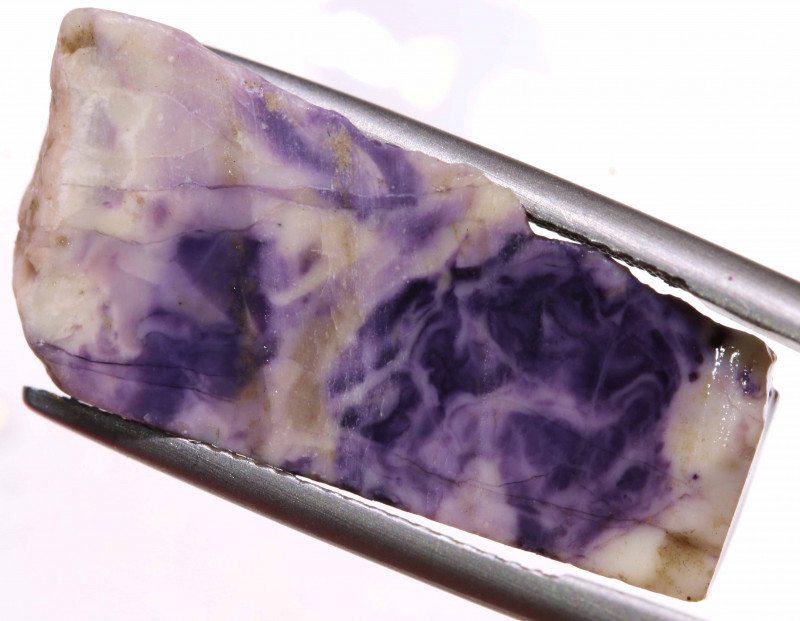 16.7 CTS OPAL FLUORITE ROUGH 'TIFFANY STONE-DT-3081