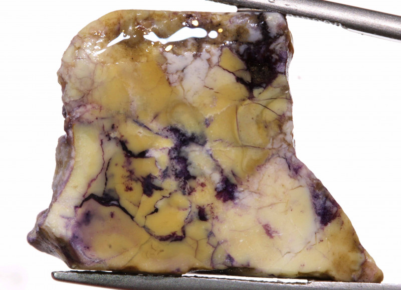 24.8 CTS OPAL FLUORITE ROUGH 'TIFFANY STONE  DT-3089