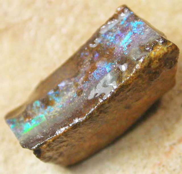 (SO) OPAL BOULDER ROUGH 5 CTS FJP 2448