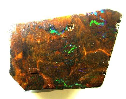 BOULDER ROUGH HAYRICKS MINE  13.8CTS BMA272