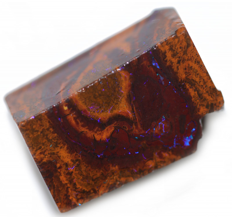 100 CTS KORIOT OPAL ROUGH SLAB. [BY8817]