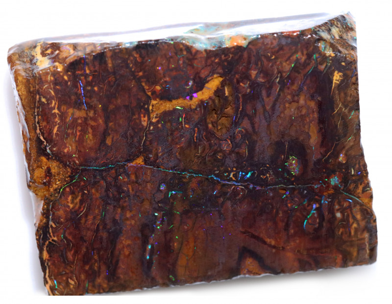 164 CTS KORIOT OPAL ROUGH SLAB. [BY8829]