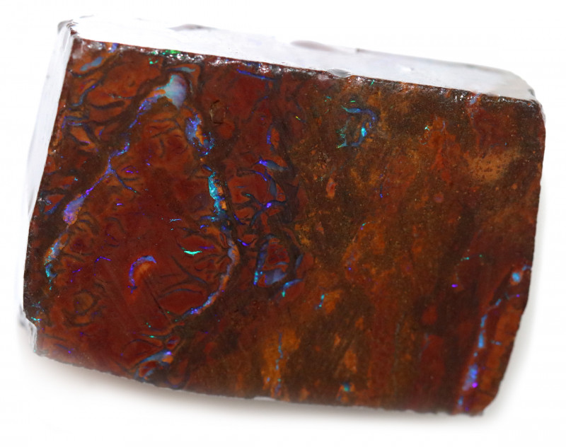 122 CTS KORIOT OPAL ROUGH SLAB. [BY8834]