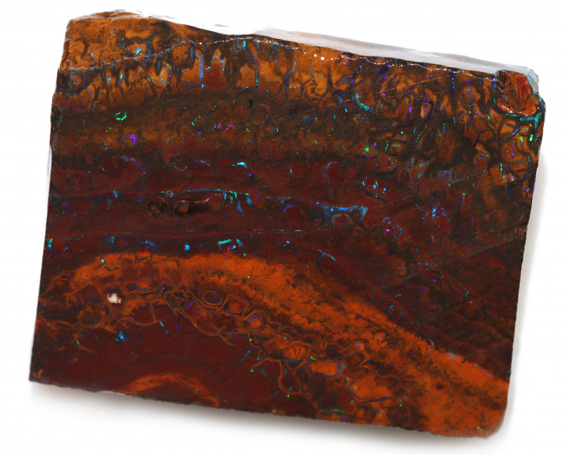 123 CTS KORIOT OPAL ROUGH SLAB. [BY8837]