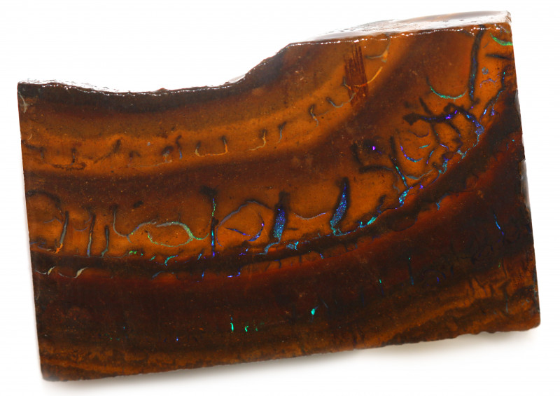140 CTS KORIOT OPAL ROUGH SLAB. [BY8839]