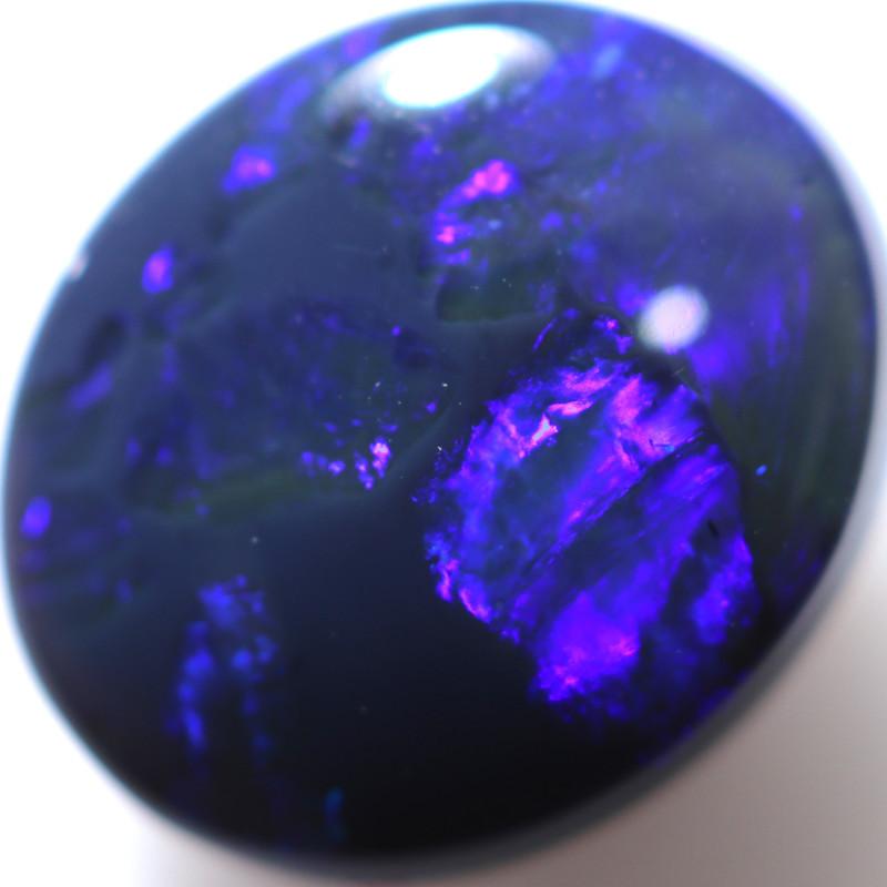 2.33 CTS BLUE OPAL STONE-FROM LIGHTNING RIDGE - [LRO1237]