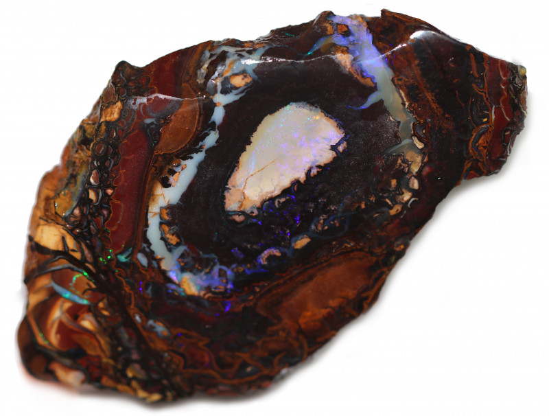 300 CTS KORIOT OPAL ROUGH SLAB. [BY8856]