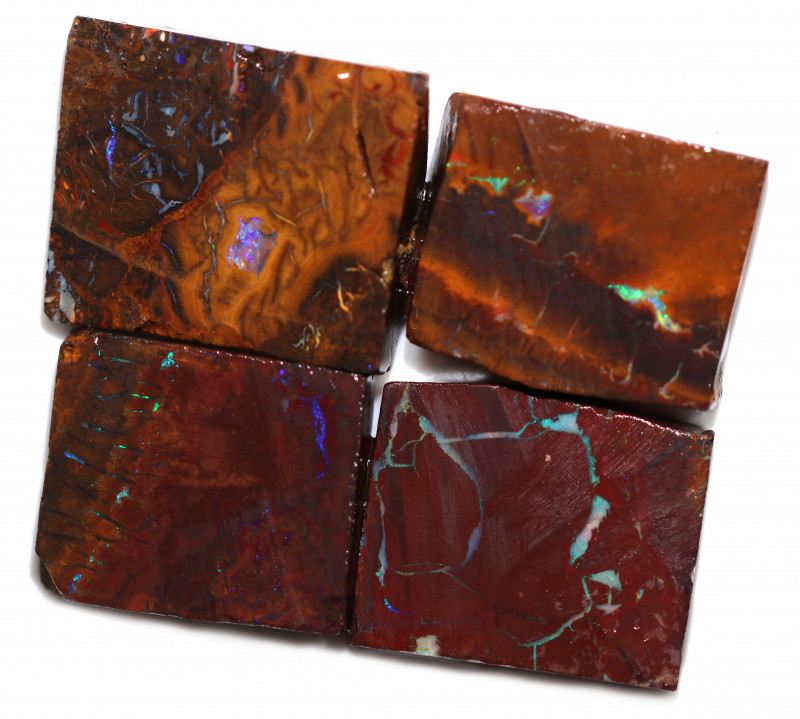 355 CTS KORIOT OPAL ROUGH PARCEL SLAB. [BY8861]
