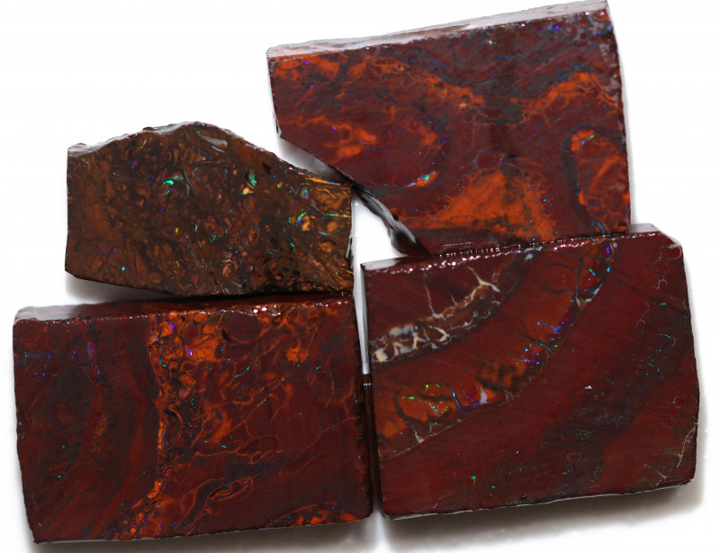 354 CTS KORIOT OPAL ROUGH PARCEL SLAB. [BY8864]