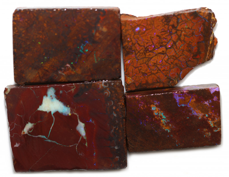 291 CTS KORIOT OPAL ROUGH PARCEL SLAB. [BY8866]