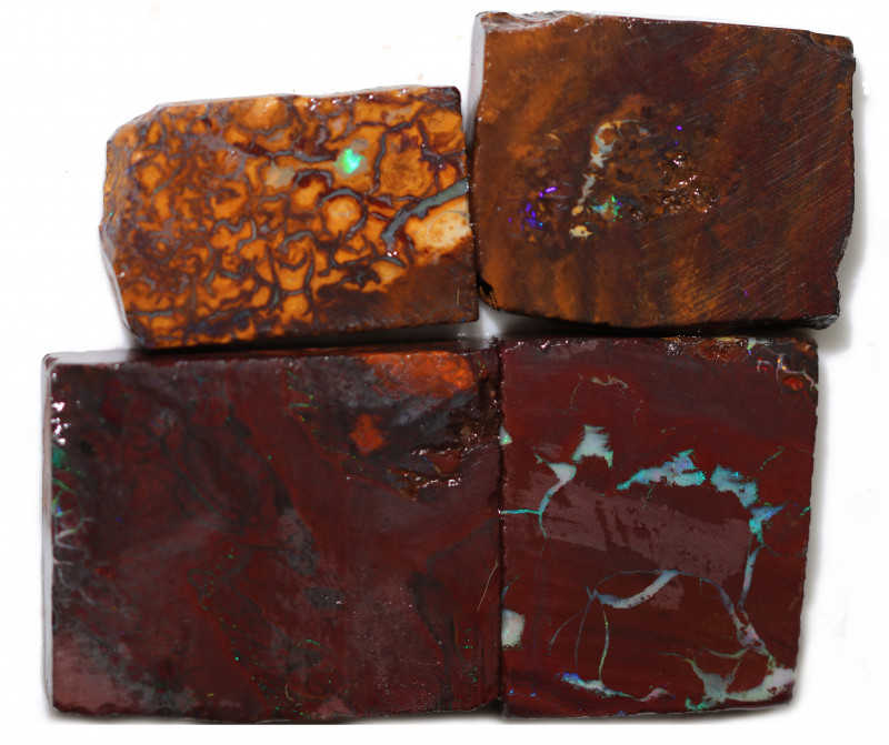 374 CTS KORIOT OPAL ROUGH PARCEL SLAB. [BY8869]