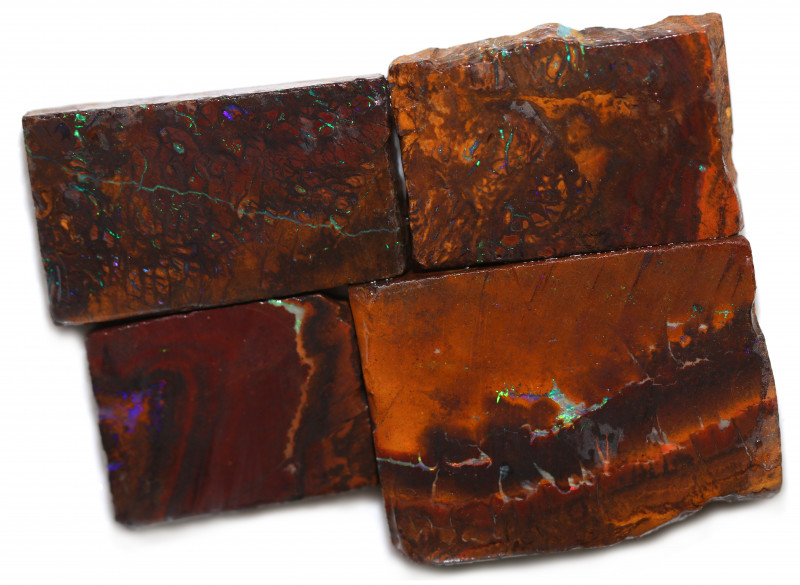 338 CTS KORIOT OPAL ROUGH PARCEL SLAB. [BY8870]