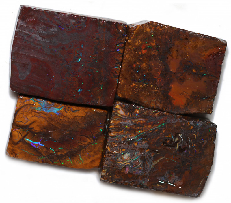282 CTS KORIOT OPAL ROUGH PARCEL SLAB. [BY8872]