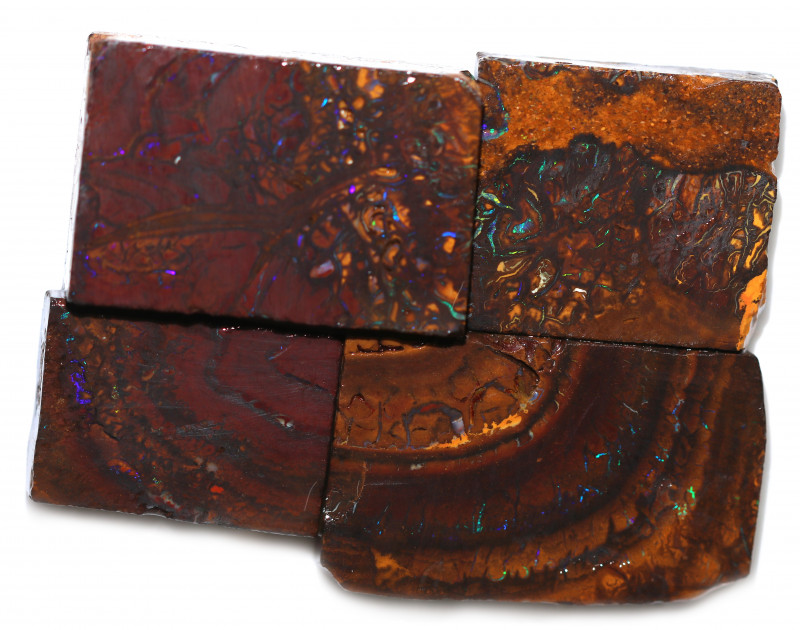 497 CTS KORIOT OPAL ROUGH PARCEL SLAB. [BY8876]