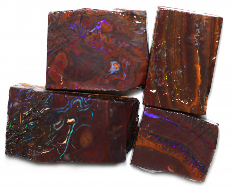 428 CTS KORIOT OPAL ROUGH PARCEL SLAB. [BY8879]