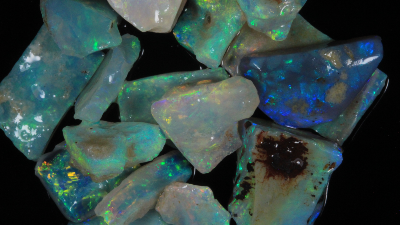 #3 Andamooka Rough Opal [28222]