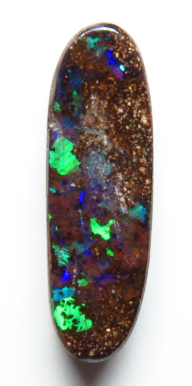 2.67ct Queensland Boulder Opal Stone