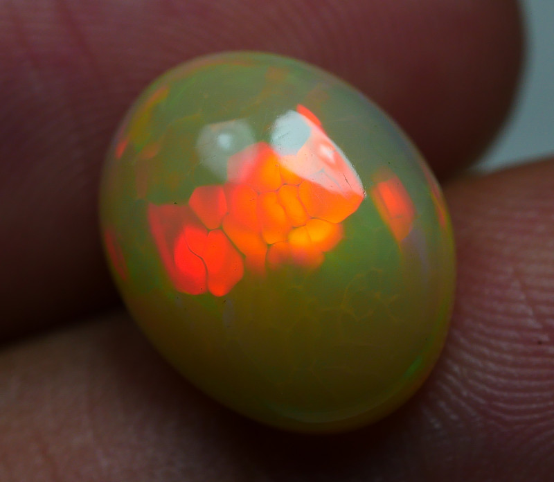 4.080 CRT BRILLIANT ROLLING FLASH SPIDER WEB PLAY COLOR WELO OPAL*