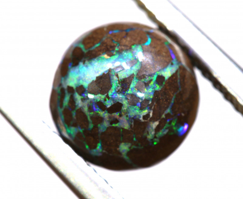 4.05 CTS BOULDER OPAL BEAD  LO-5911