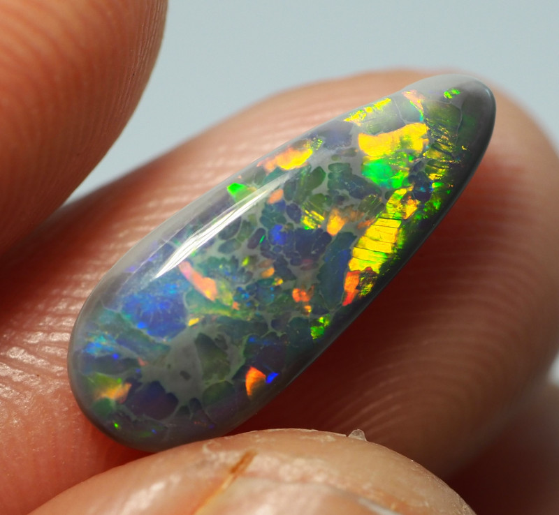 1.75CTS DARK OPAL FROM LIGHTNING RIDGE AL687